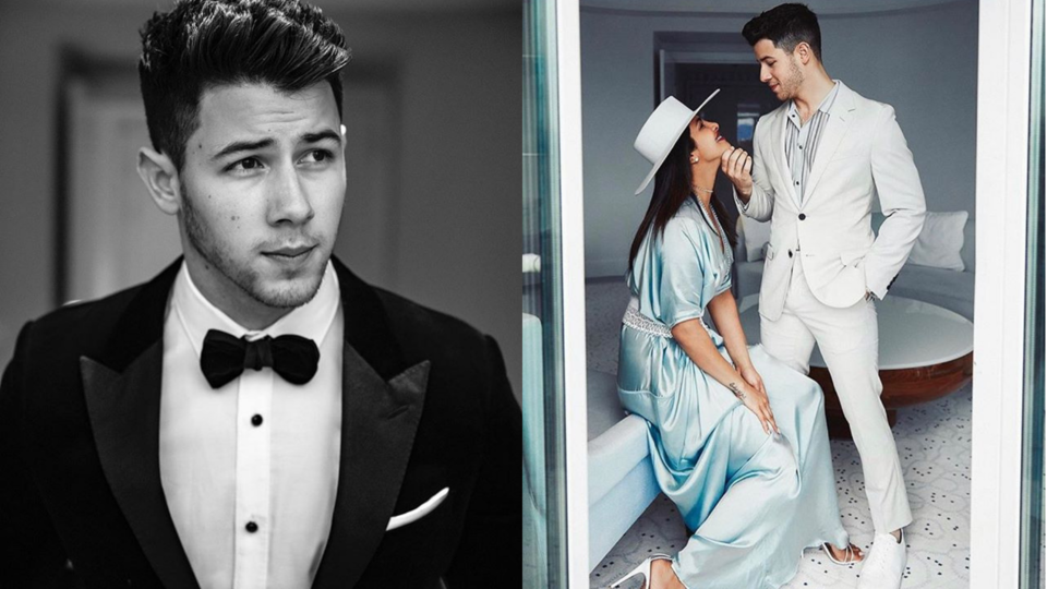 Nick Jonas And Priyanka Chopra Are The Most Loved Up Couple On Instagram Esquire Middle East