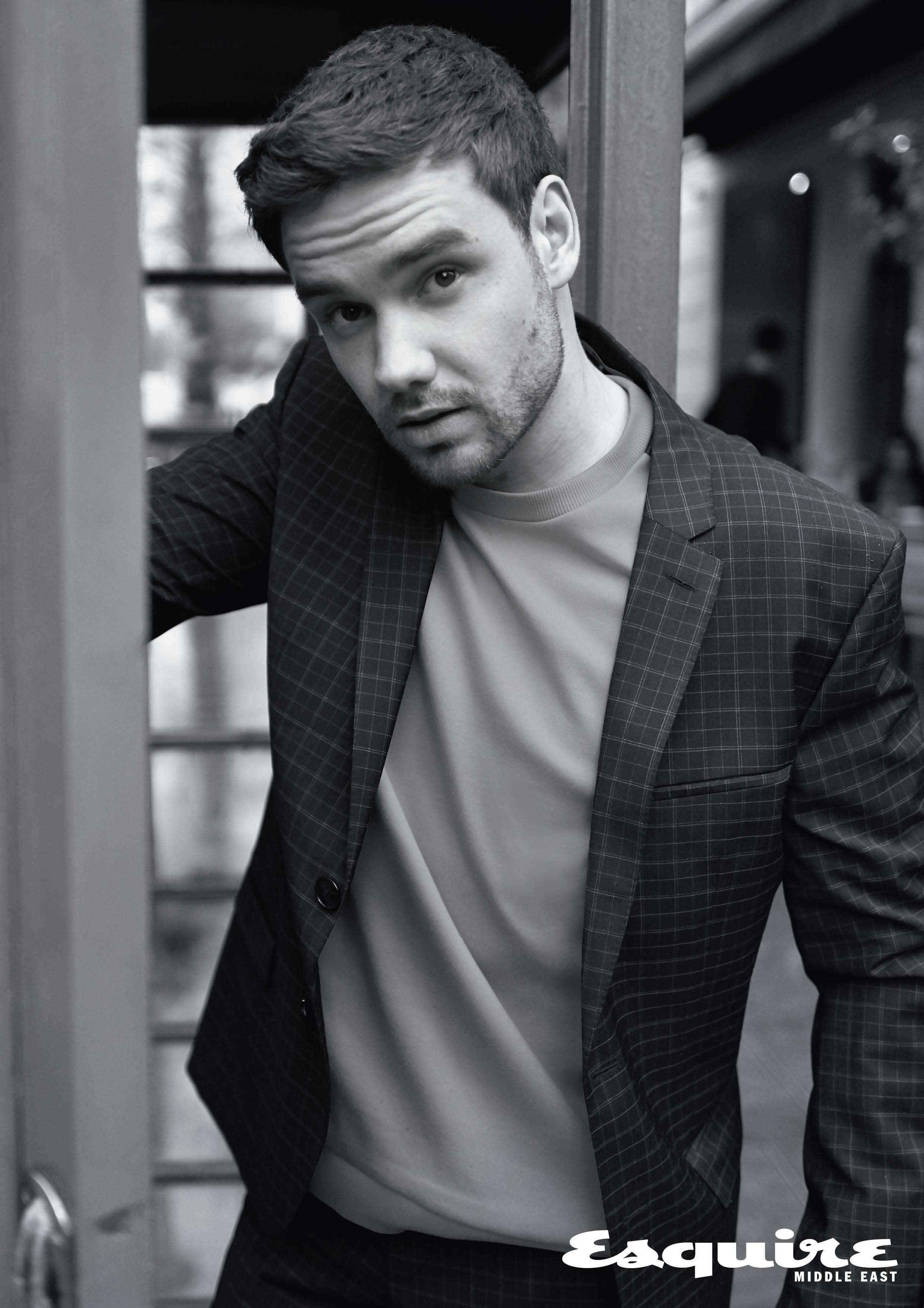 Liam Payne Esquire Middle East Photo Shoot