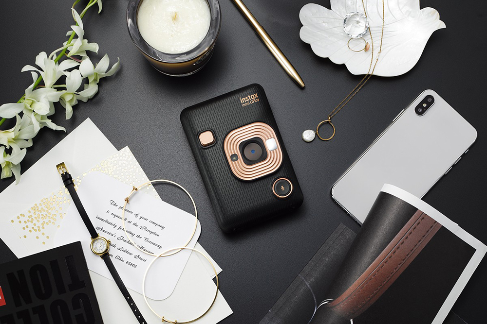 Fujifilm Instax Mini LiPlay Camera