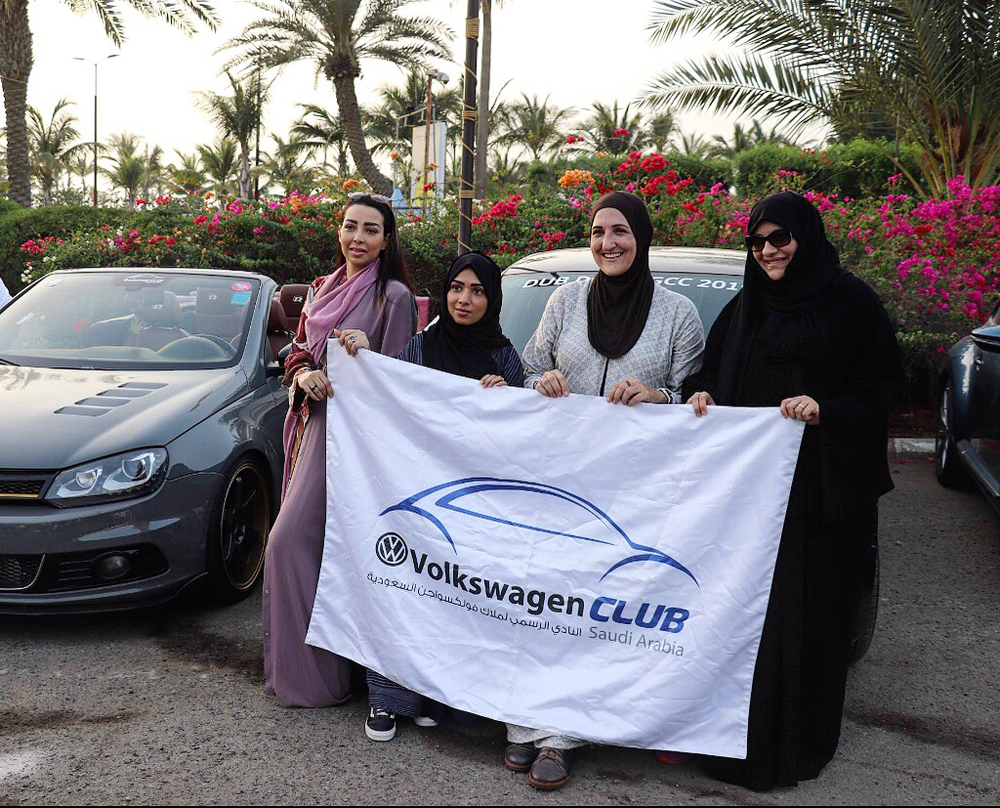 Volkswagen-KSA-Womens-Club