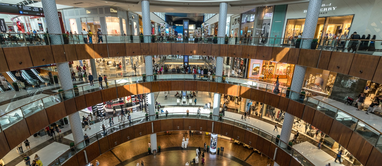 mall - Pusat Perbelanjaan Terbesar dan Termegah di Dunia