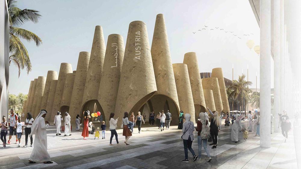 Austria Expo 2020 Dubai Pavilion