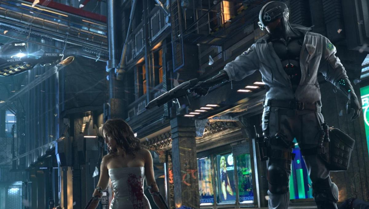 Cyberpunk 2077 studio is working on multiplayer - Esquire Middle East