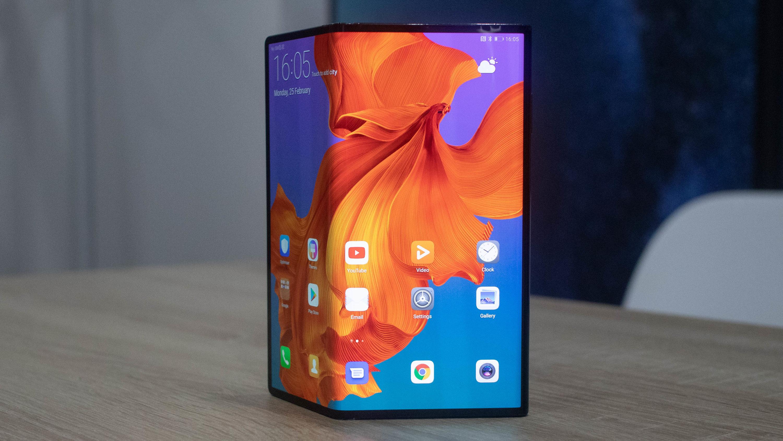 Huawei Mate X foldable september