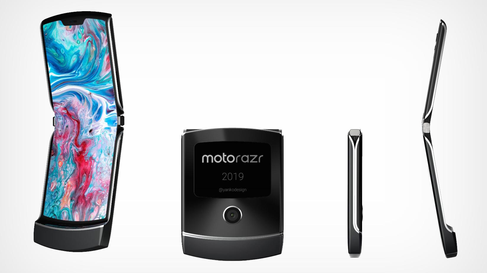Motorola Moto Razr december release