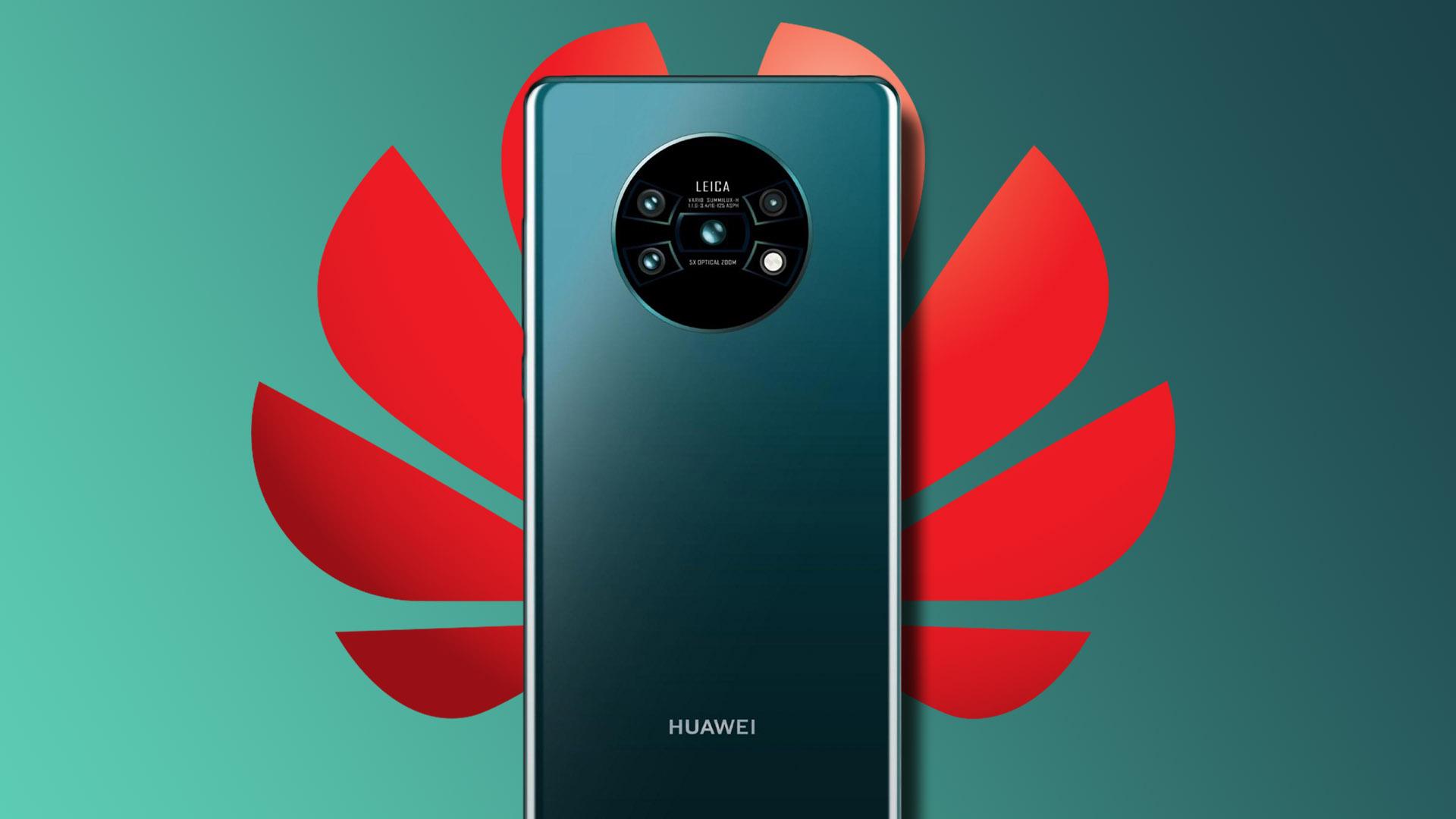 Huawei Mate 30, Mate 30 Pro november release