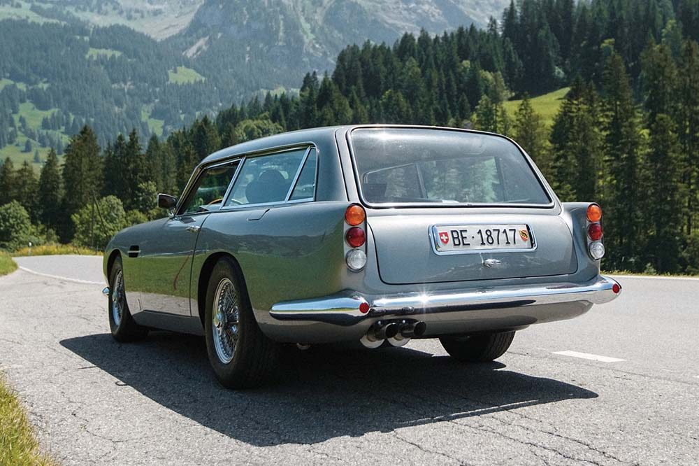 The New 1 4 Million Aston Martin Db5 Shooting Brake Is Up For Auction Esquire Middle East