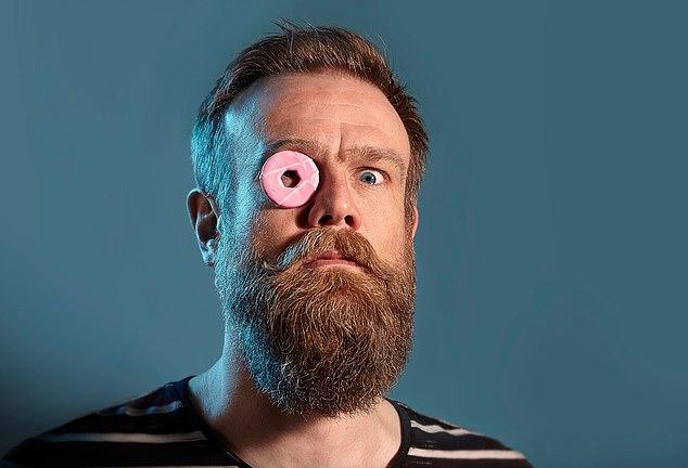 Olaf Falafel funniest joke from Edinburgh's Fringe Festival