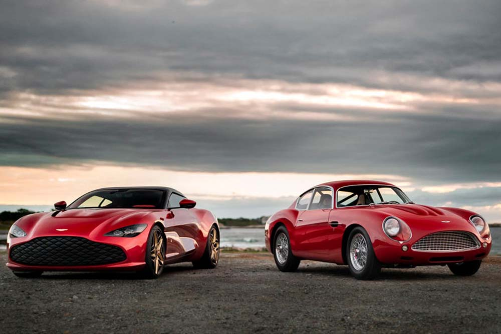 A Pair Of Aston Martin S Can Now Be Yours For 8 Million Esquire Middle East