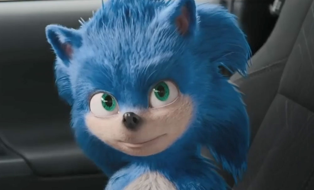 Sonic The Hedgehog Has Been Redesigned For The Live Action Movie Esquire Middle East