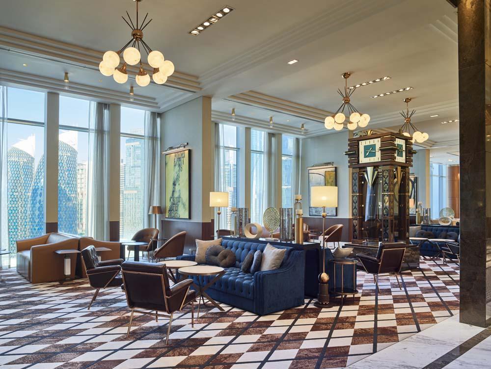 Waldorf Astoria Difc Review Where Dubai Meets New York Esquire Middle East
