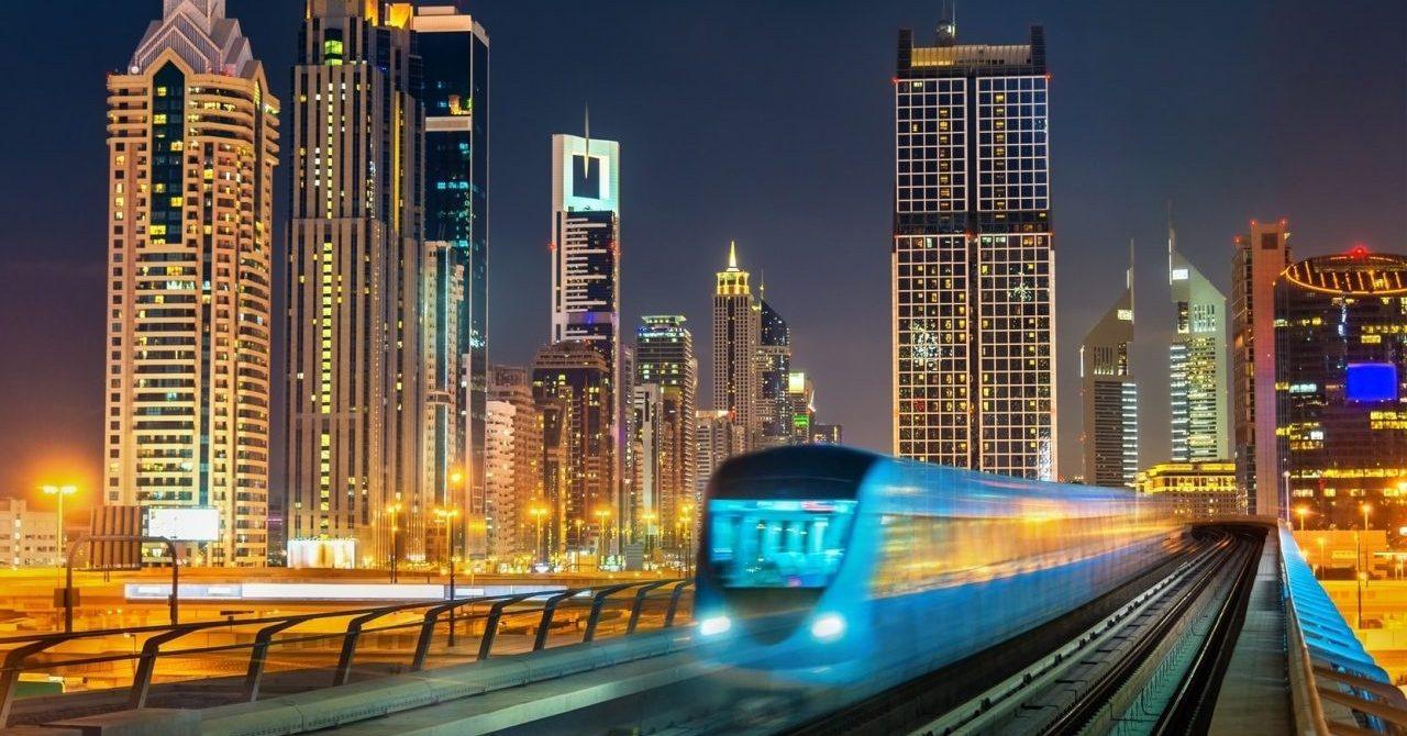 The Dubai Fountain - HDRshooter