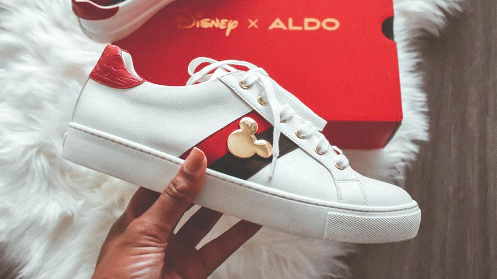 aldo female sneakers