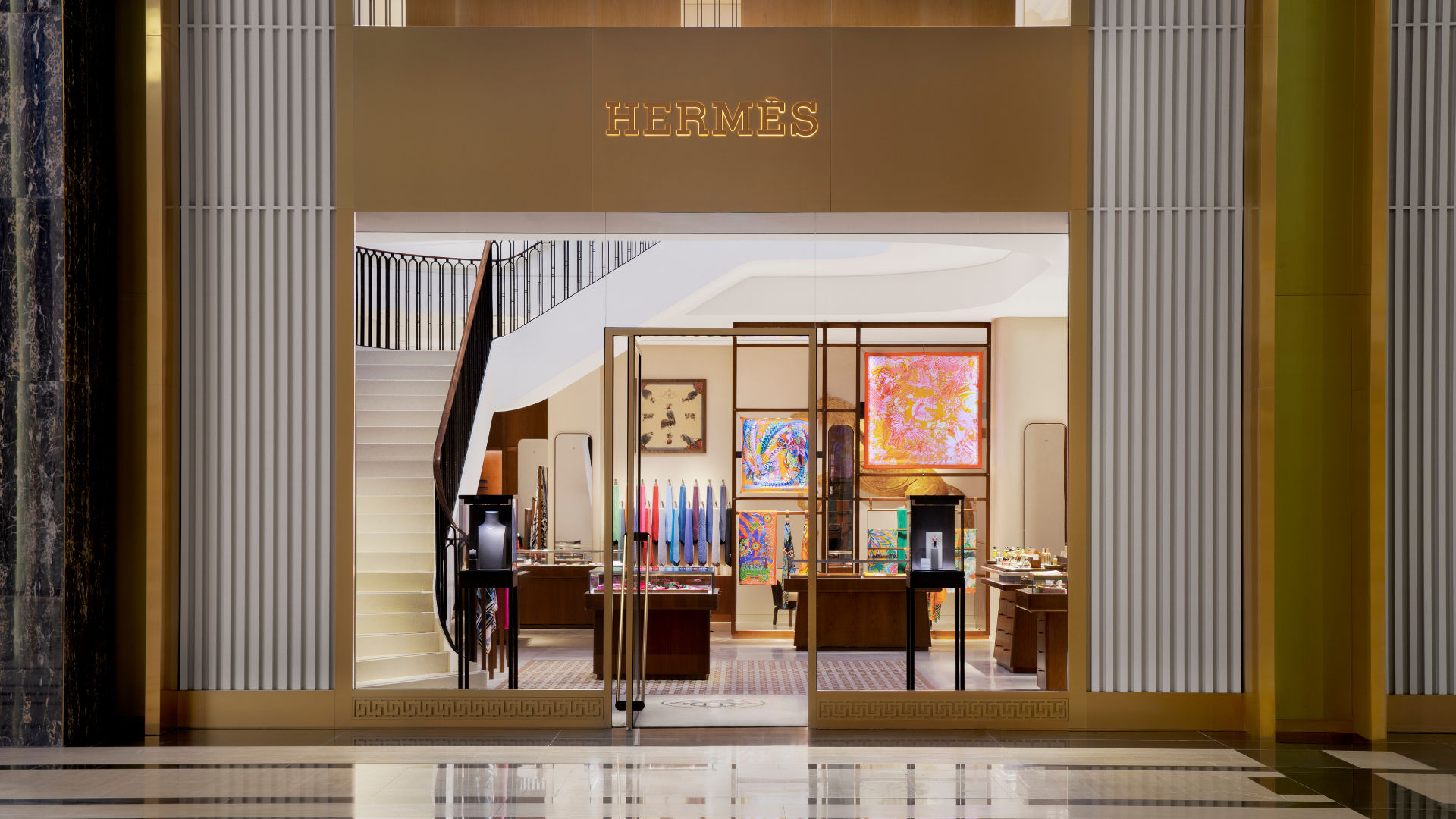 Hermes Reopens In Kuwait With A Store As Luxurious As The Brand Esquire Middle East