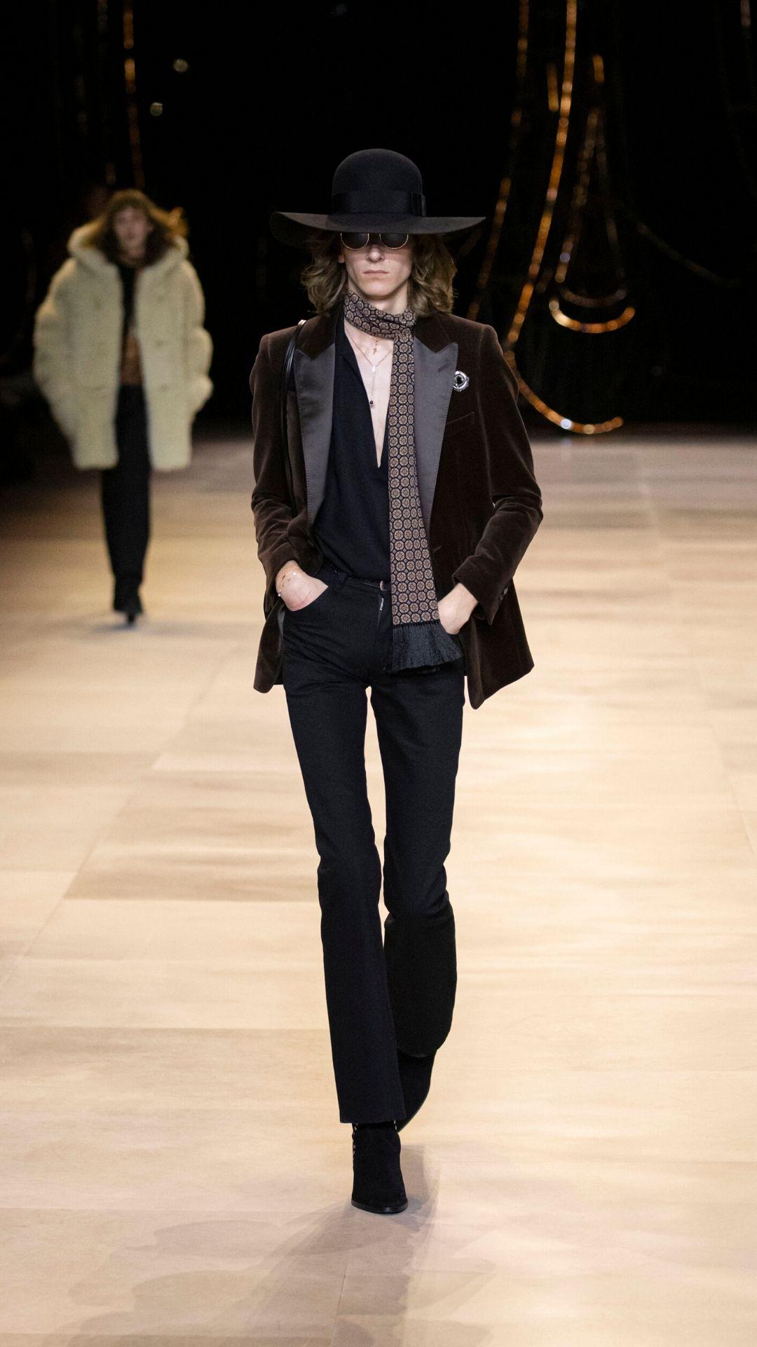 celine, runway report, runway, esquire, menswear