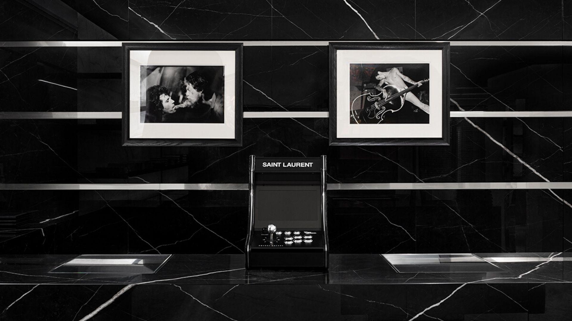 art, photography, saint laurent, Fahey Klein Gallery, gallery, esquire