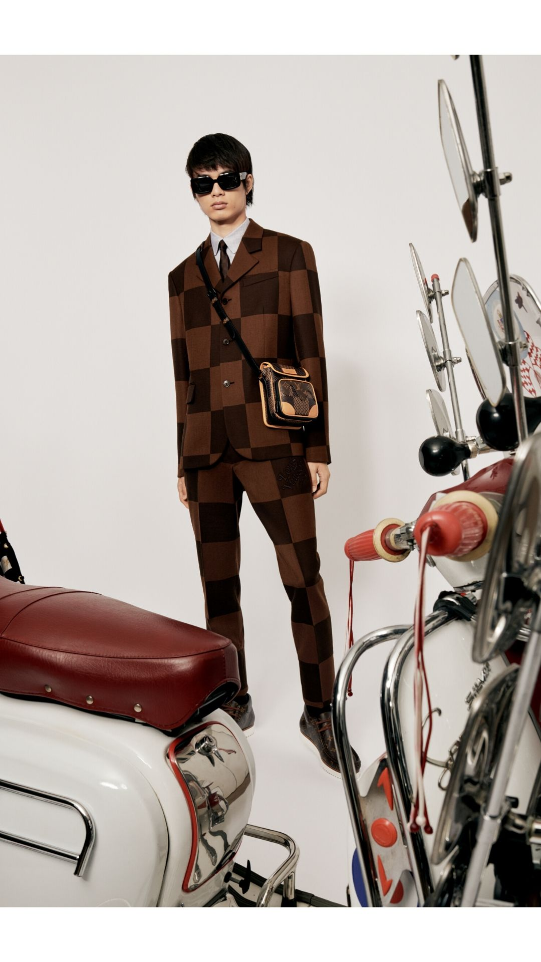 louis vuitton, collection, menswear, campaign, 2020, fashion, esquire
