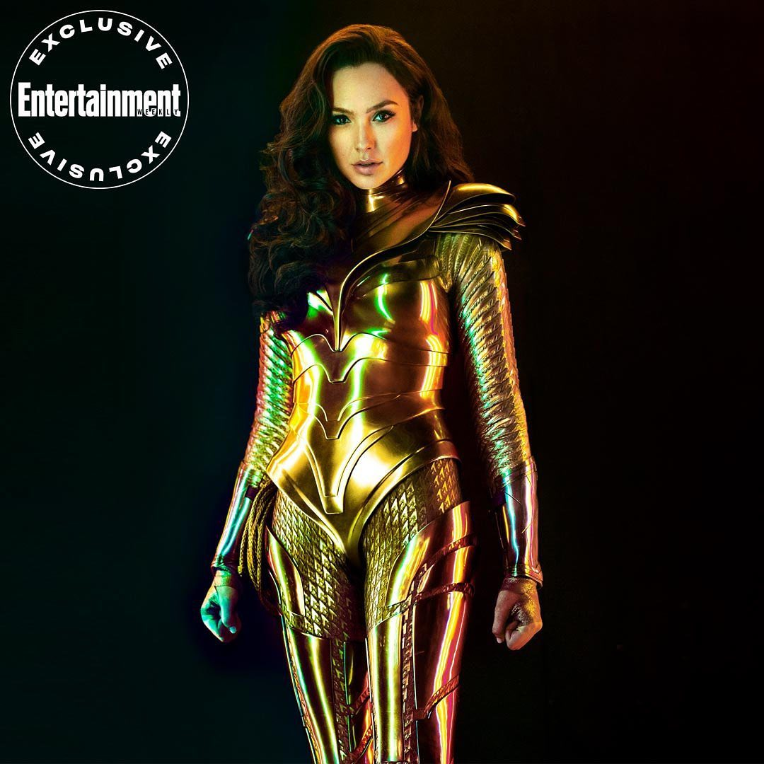 Wonder Woman S Golden Eagle Costume Is Dc S Version Of Iron Man Esquire Middle East