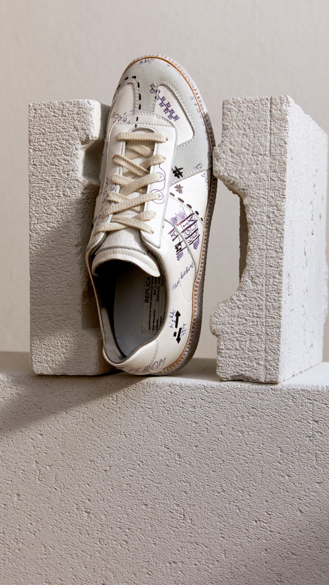 fashion, style, menswear, Maison Margiela, trainers, limited edition, 2020