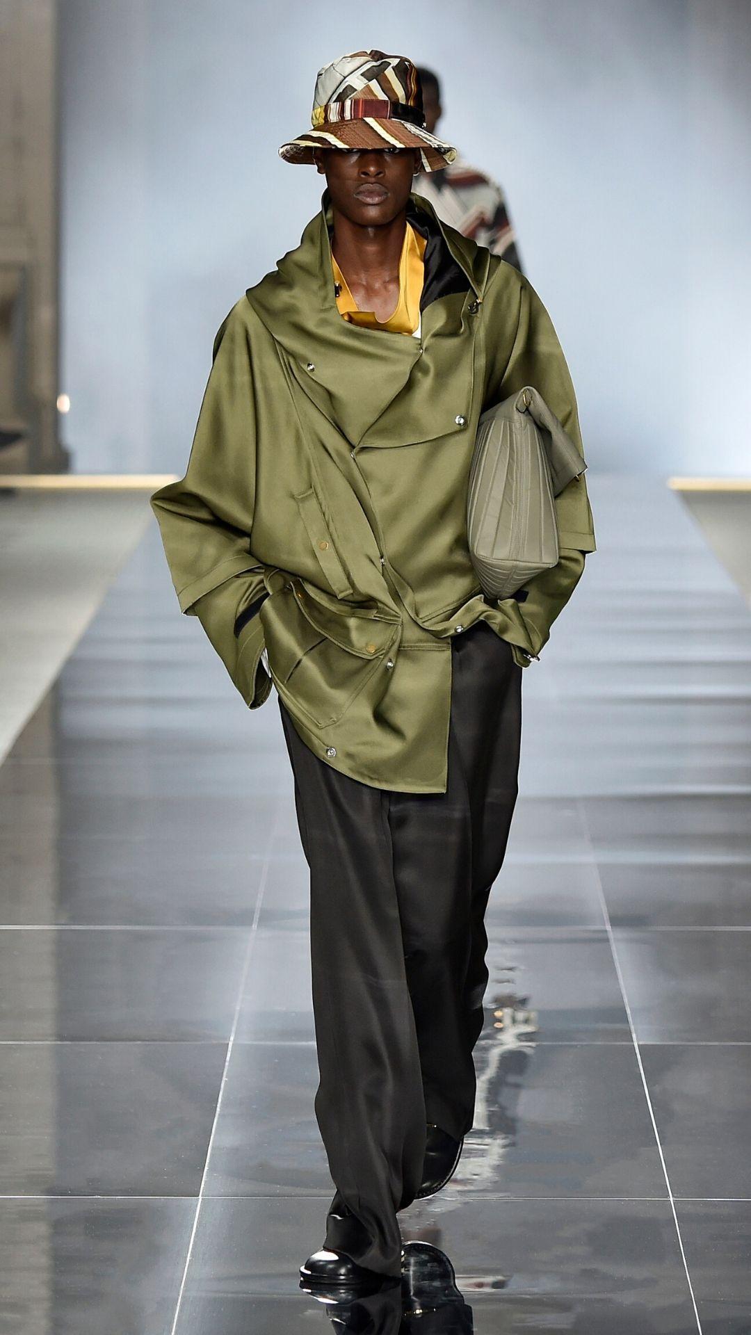 style, menswear, fashion, ss20, runway, Dunhill, collaboration, Kenta Cobayshi, esquire, 2020,