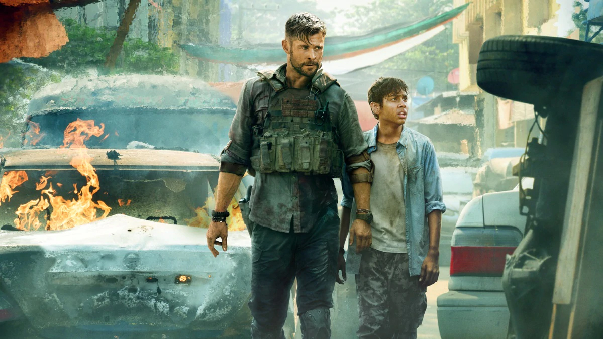 Trailer Extraction Starring Chris Hemsworth Esquire Middle East
