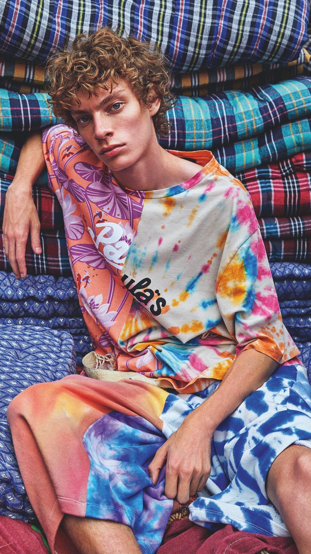 loewe, Paula's, capsule collection, ibiza, fashion, menswear, style, ss20