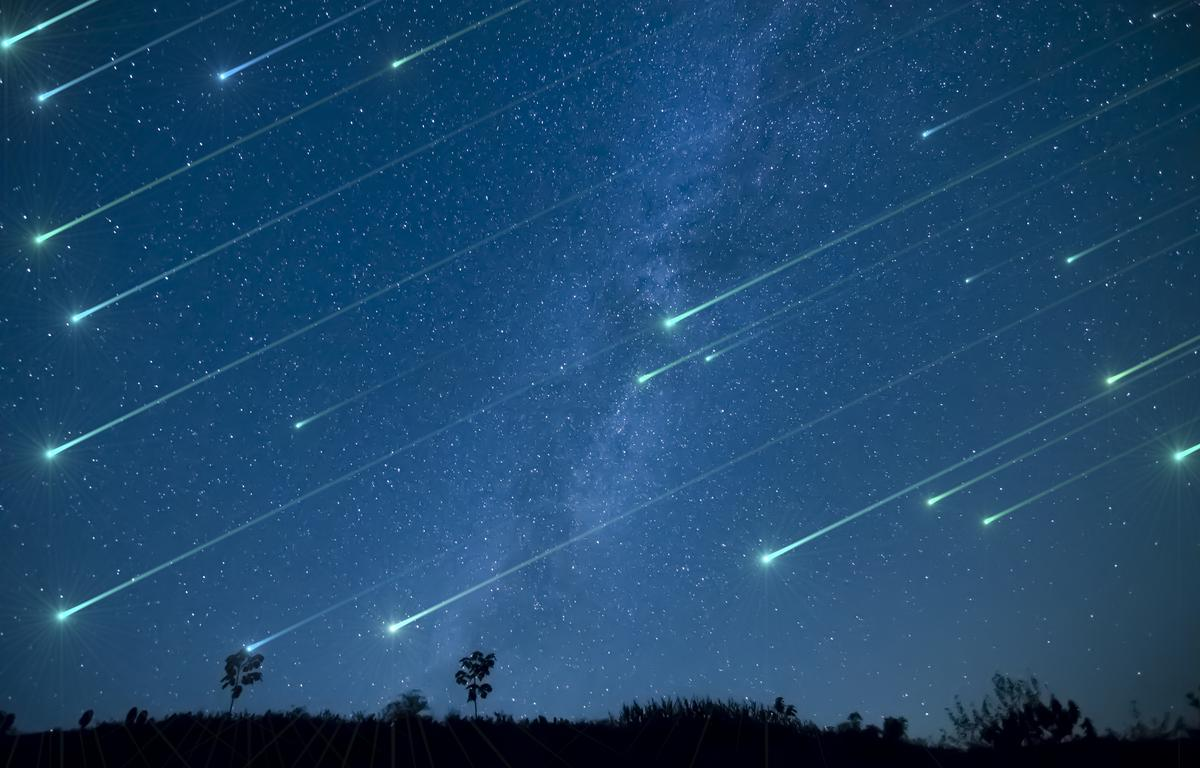 The year's best Meteor shower will be visible in August - Esquire Middle  East