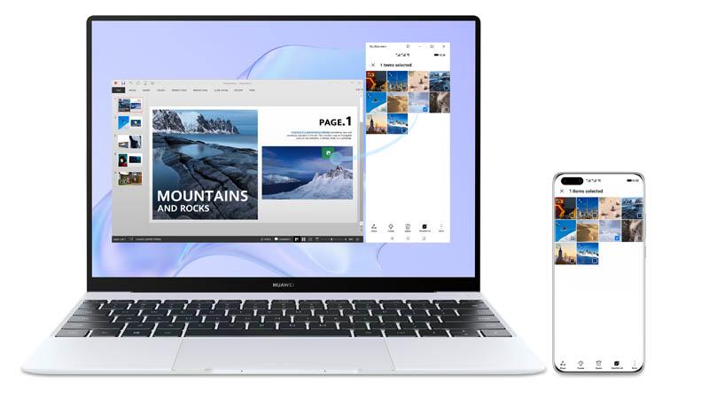 Updated Huawei MateBook X lands in the UAE