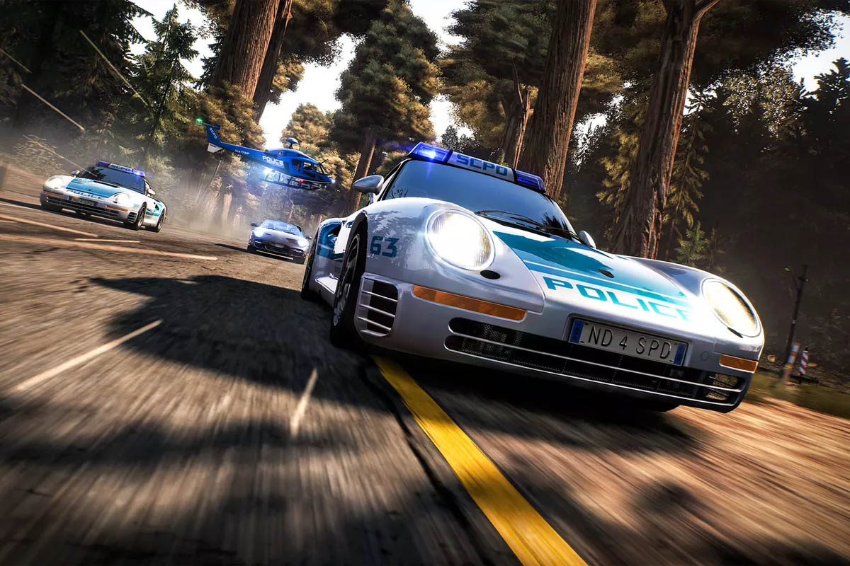 Need for Speed Hot Pursuit' is getting remastered - Esquire Middle East