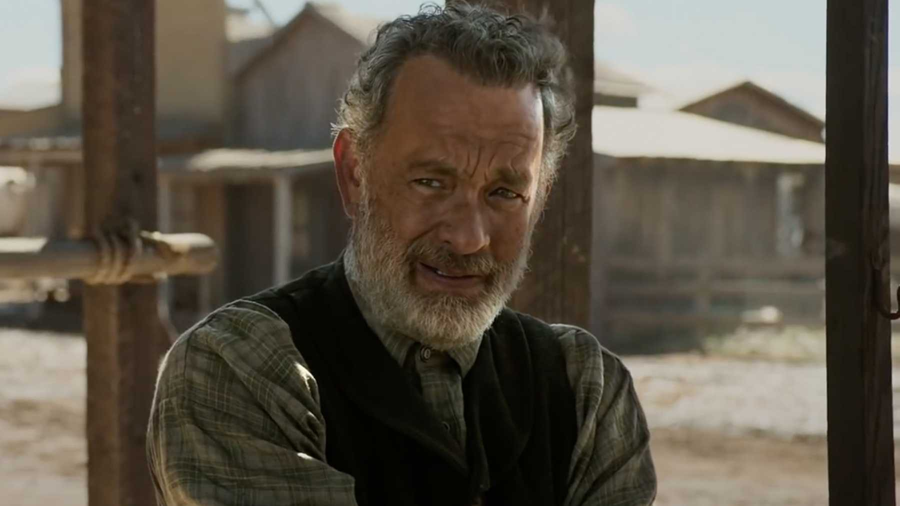 Tom Hanks 'News of the World' is a poignant cowboy film - Esquire Middle  East