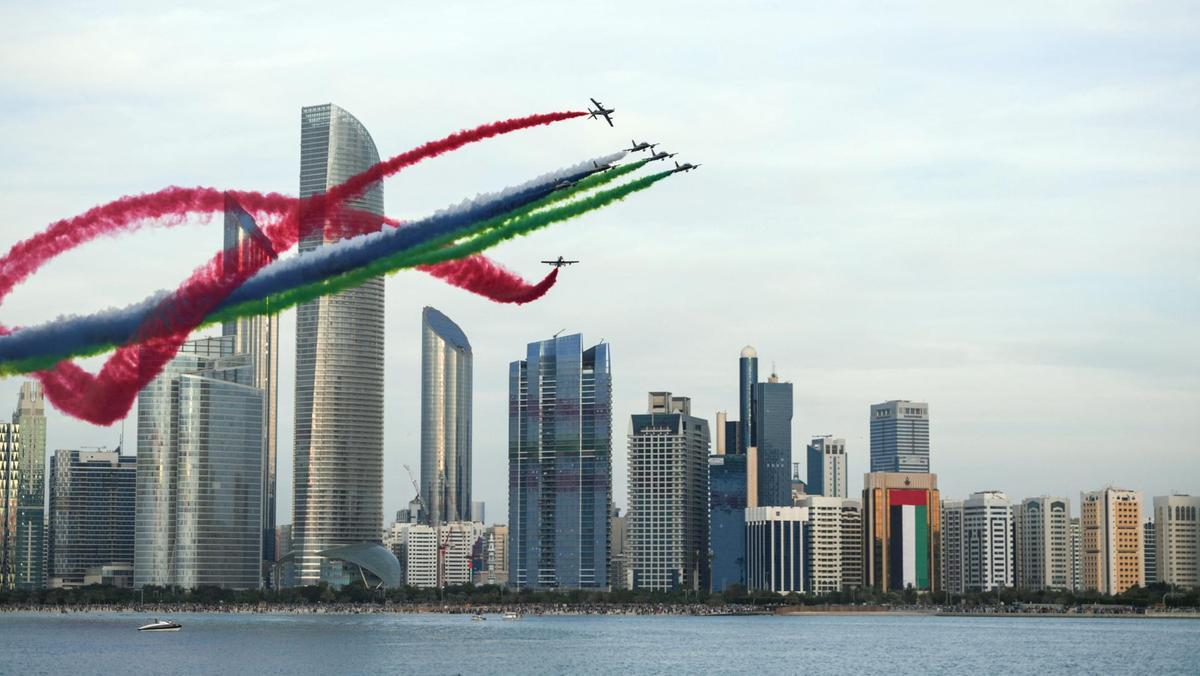 UAE leads Arab region in Global Competitiveness Report