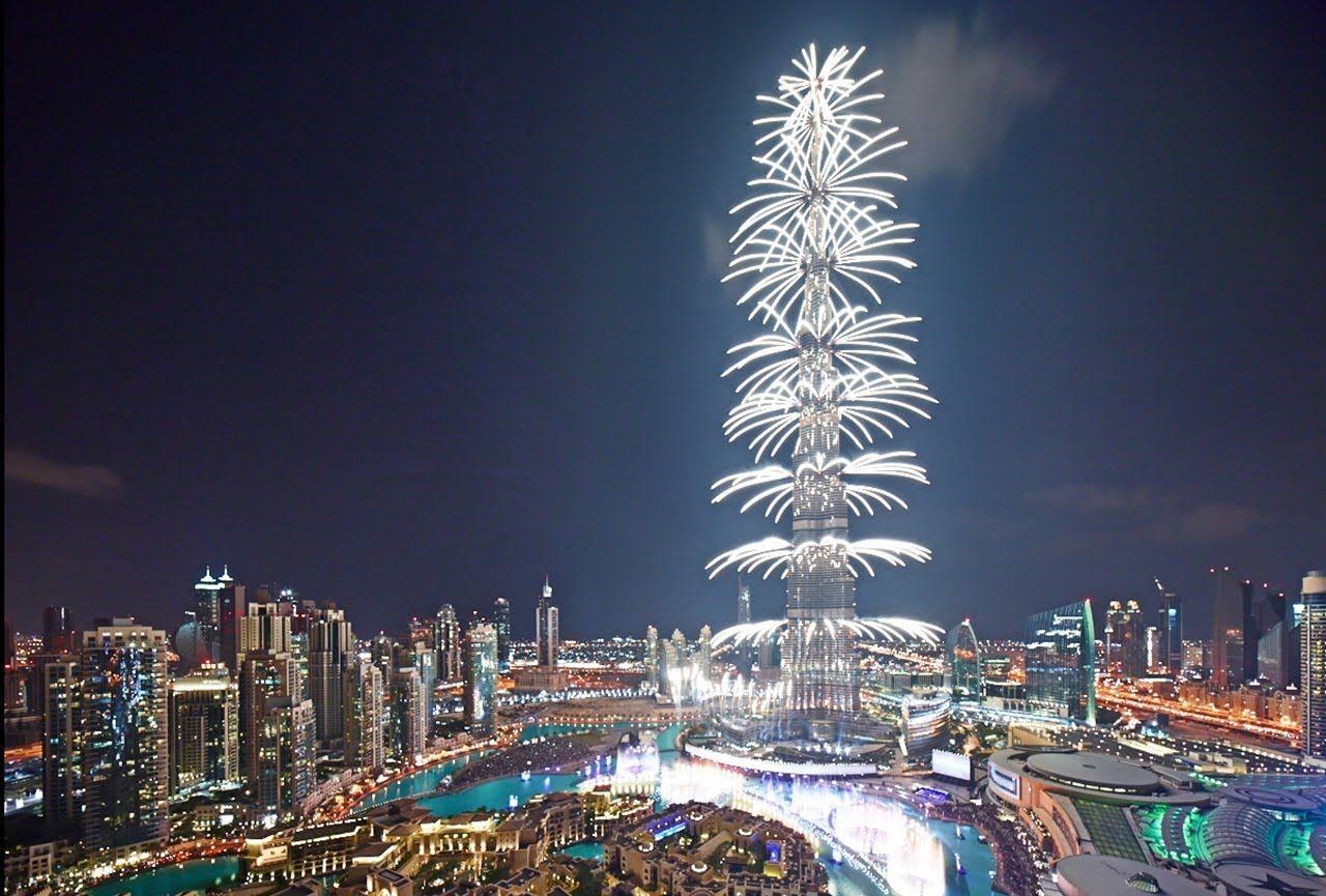We ranked 11 years of Burj Khalifa New Year\u2019s Eve fireworks - Esquire Middle East