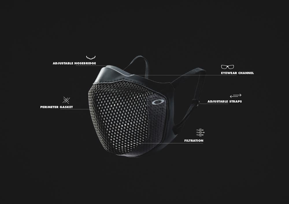 msk3 oakley mask lens fog
