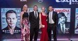 Lexei Spiranac, Jeremy Aisenberg, Paige Spiranac and Steven Tinoco