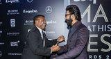 Waisale Serevi and Ranveer Singh