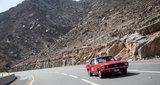 Chopard, Classic Car Rally Dubai, Classic Car Rally