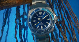 SRPB09J1 Seiko Prospex Blue Lagoon (Samurai) Limited Edition Automatic Divers, 200 meters AED2,075
