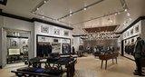 John Varvatos, Dubai Mall, Inside the Boutique