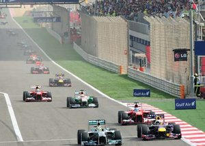 In Defence of: The Bahrain F1