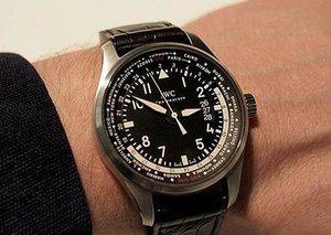 Why men love wristwatches