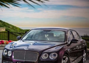 The Bentley Flying Spur
