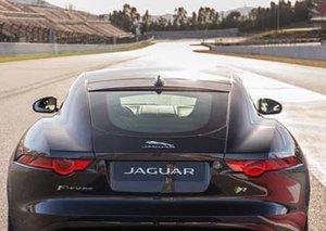 Exclusive video: the Jaguar F-TYPE Coupé