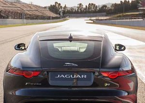 Exclusive video: the Jaguar F-TYPE Coupé