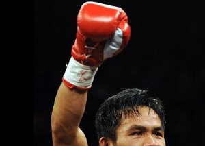 How Pacquiao can beat Mayweather