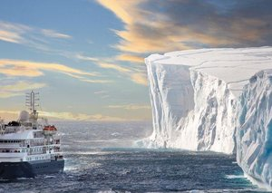 UAE firm to soon begin testing 'towing icebergs' from Antarctica