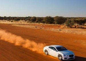 Driving through the heart of Australia