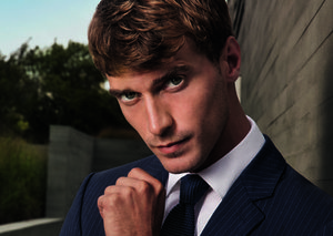 EVENT: Hugo Boss' new collection at Galaries Lafayette