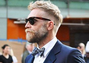 Pro tips for growing a beard