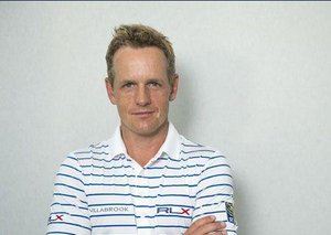 Luke Donald: Golf and watches