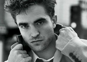 Robert Pattinson and Dior Homme Intense